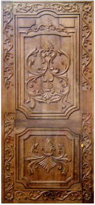 Woodcarving contact on home door design catalog